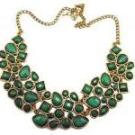 Women Fashion New Green Re..